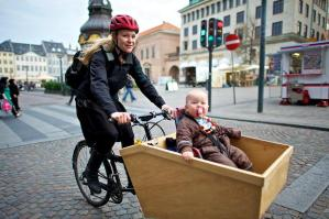 Copenhagen cycling