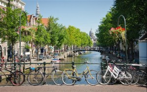 Amsterdam Cycling